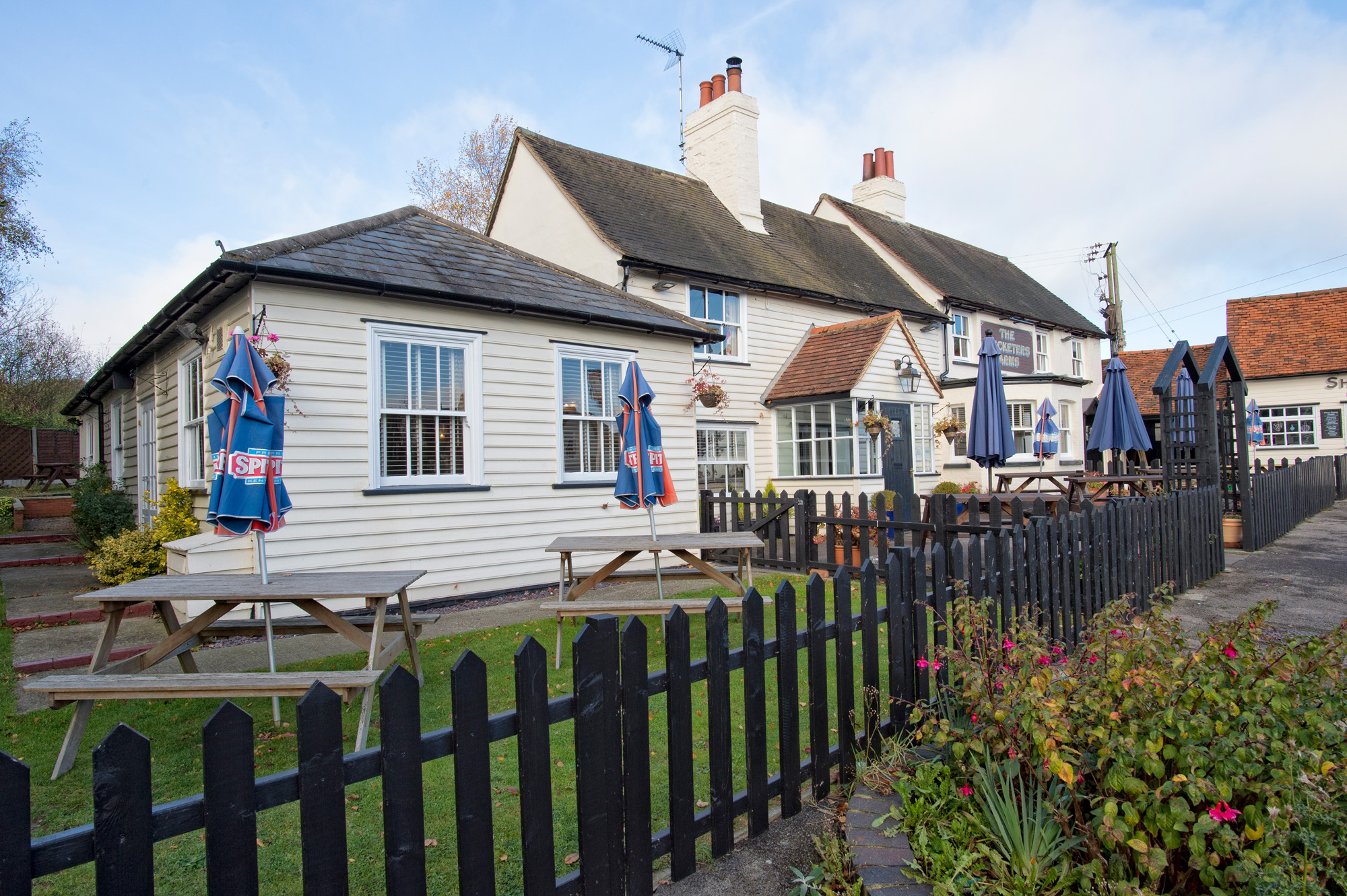 Cricketers Arms, Danbury, Chelmsford, Essex