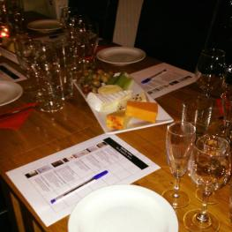 Cheese and Wine Evening at The Cricketers Arms Chelmsford