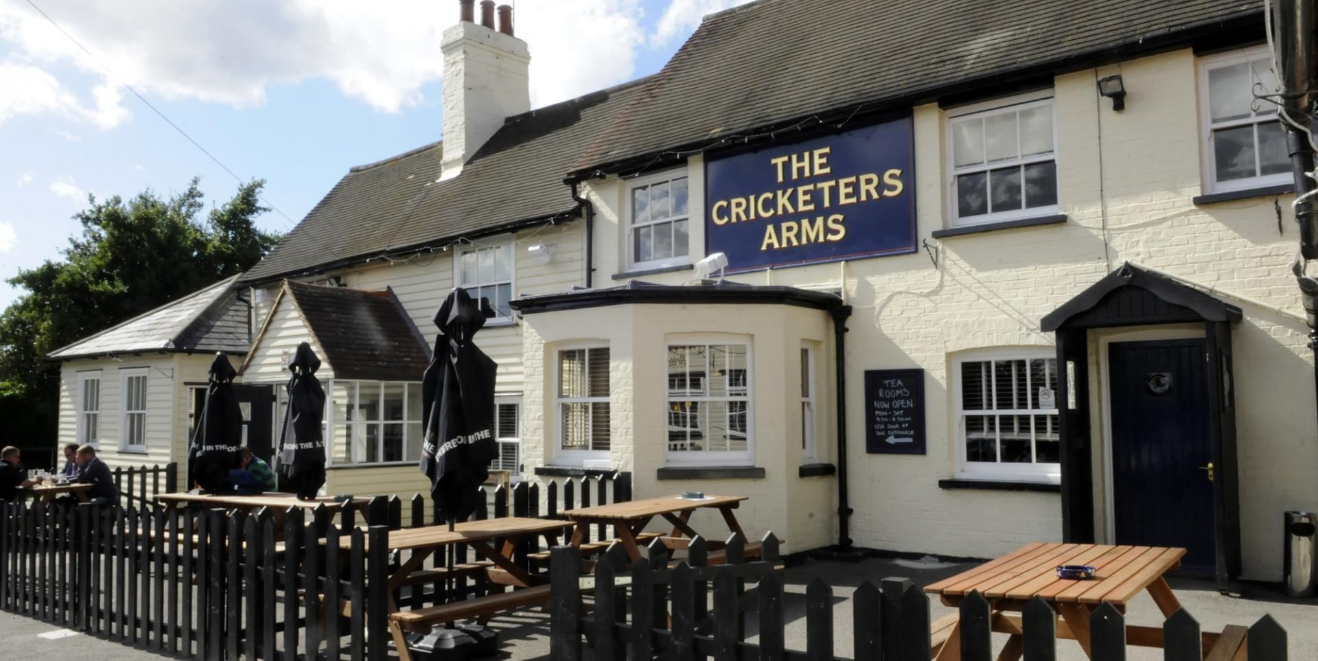The Cricketers Arms Chelmsford